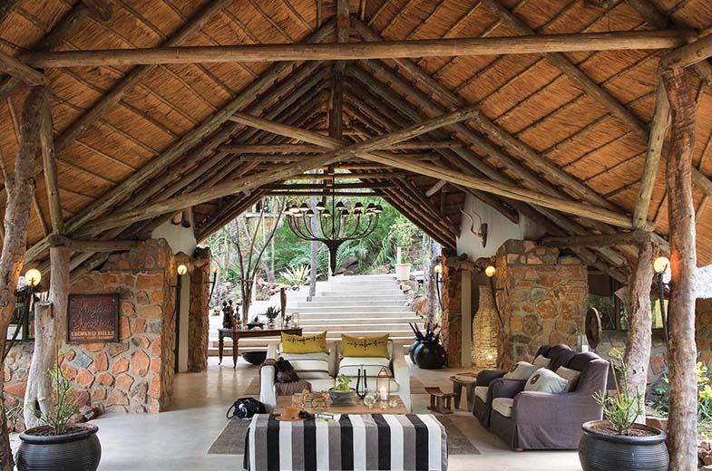 Leopard Hills lounge
