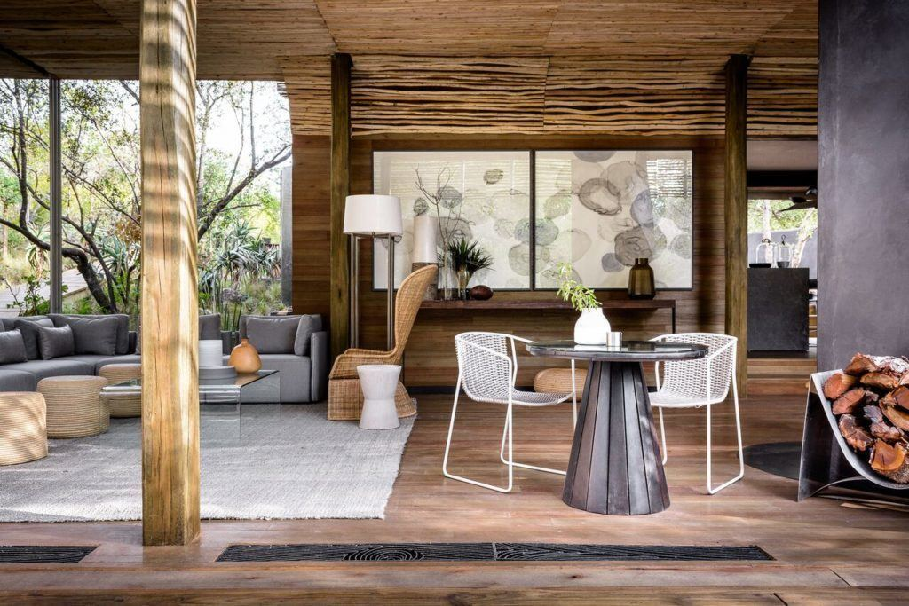 Private villa at Singita Lebombo