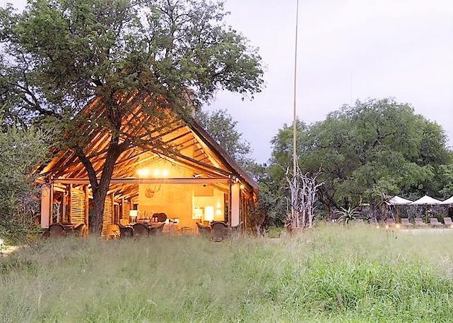 Kapama Southern Camp main lodge