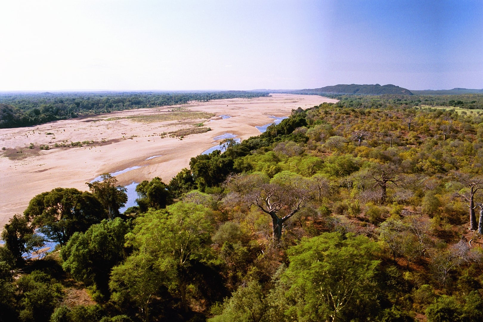 Limpopo aerial view