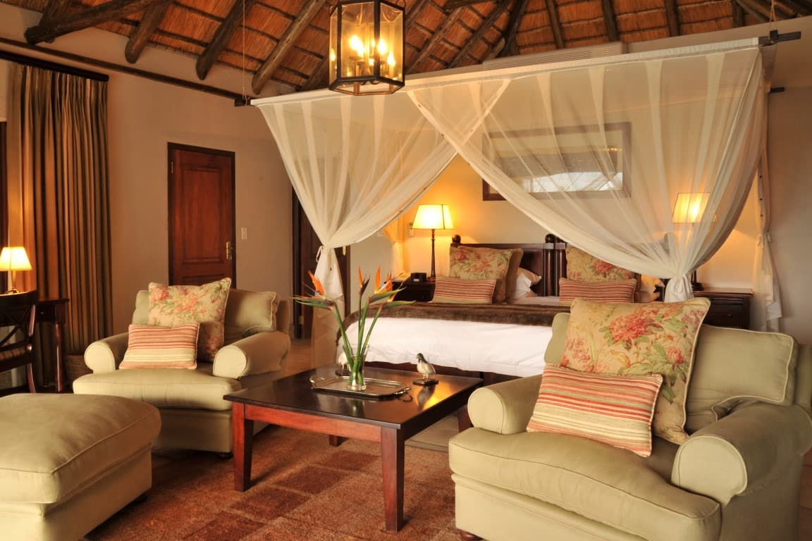 Savanna suite bedroom