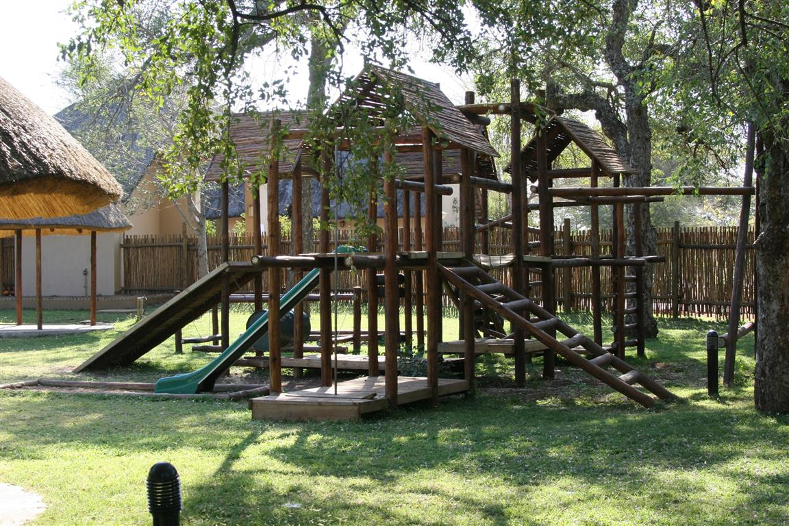 Jungle gym at Satara
