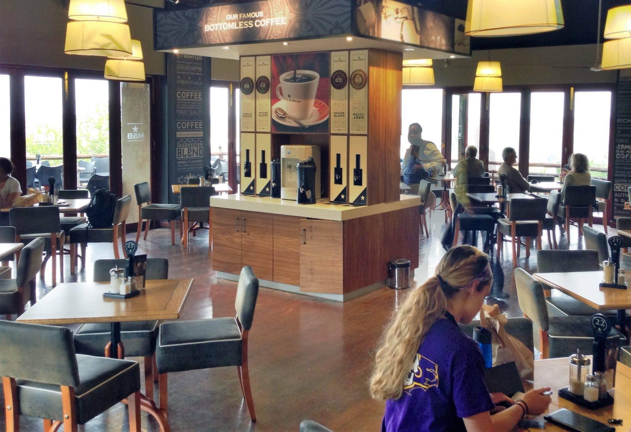 Olifants cafe-restaurant