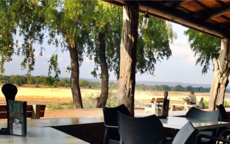 Mugg and Bean view, Letaba