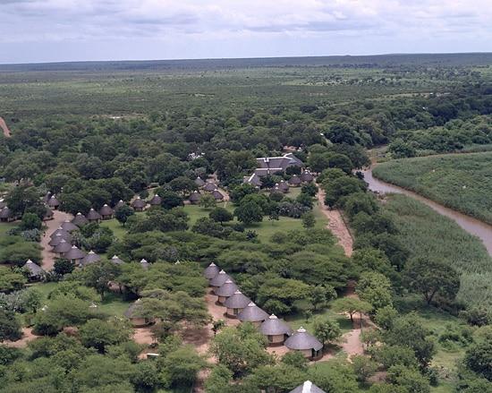Letaba aerial view, SA Tourism