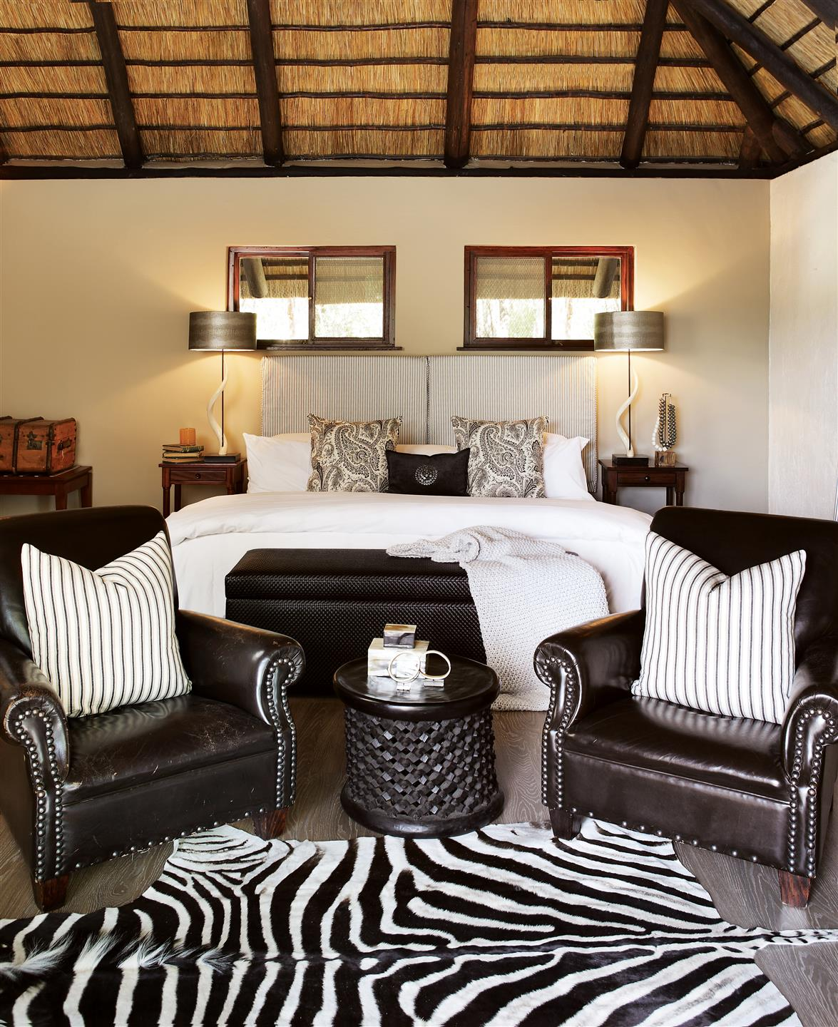 Suite at Londolozi Founders Camp