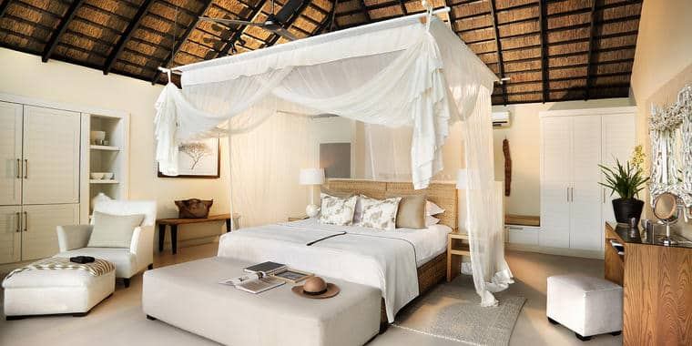 Lion Sands River Lodge suite