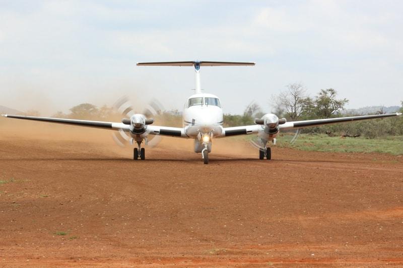 Pafuri airstrip