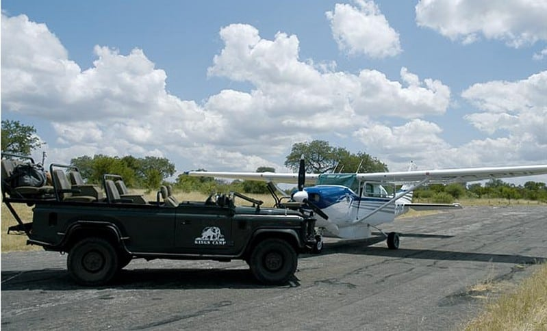 Kings Camp fly-in