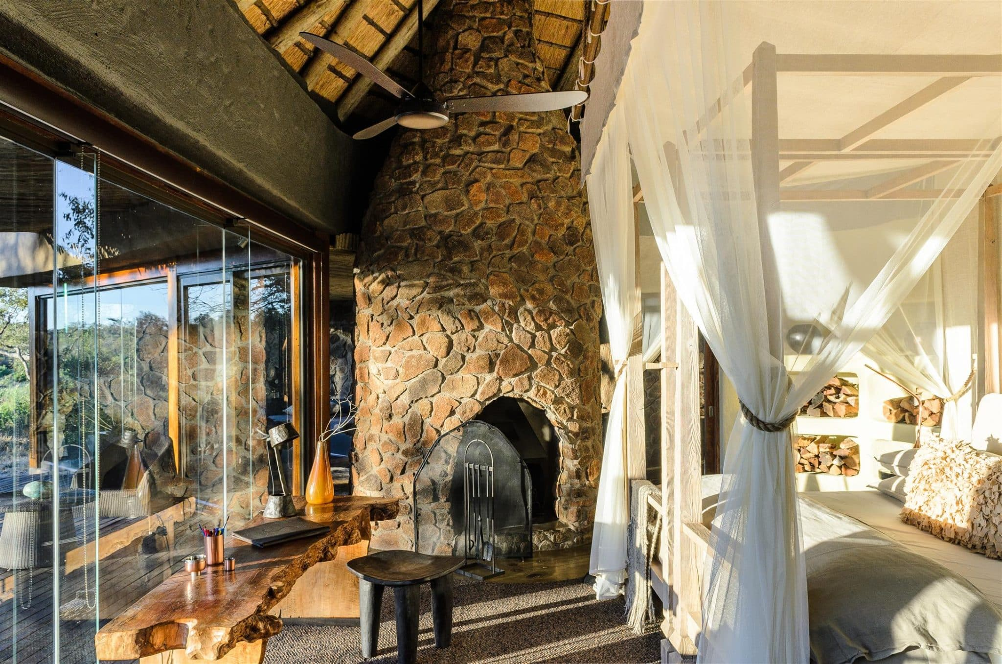 Suite at Singita Boulders