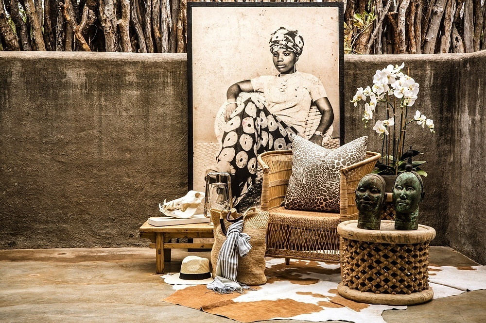 Singita Boulders boutique and gallery