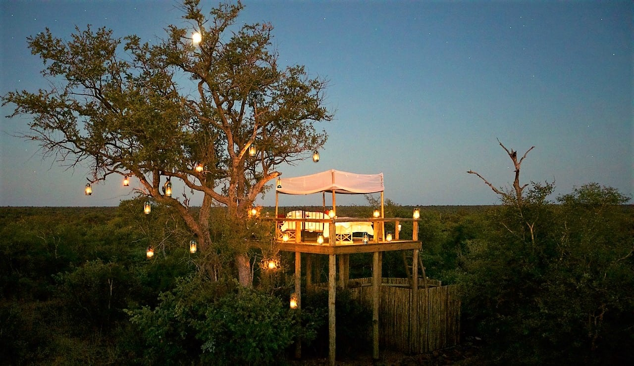 Tanda Tula star bed