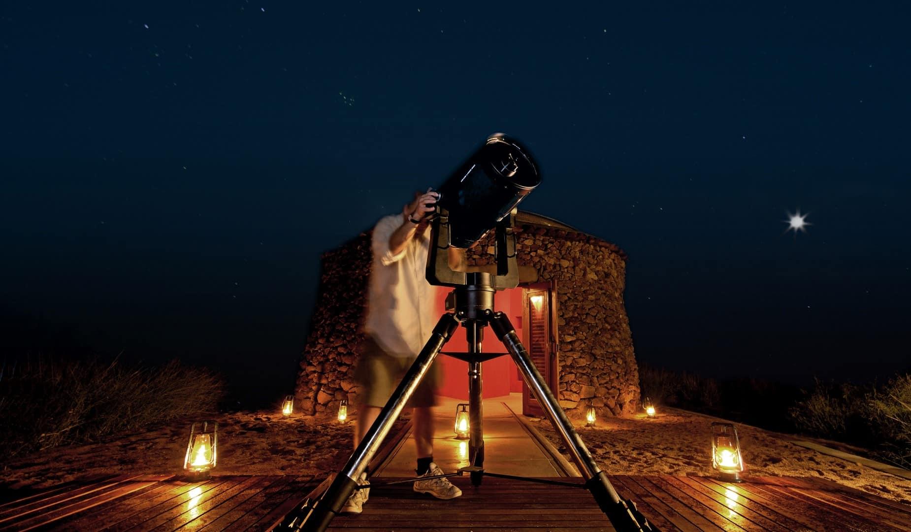 Ulusaba bush observatory