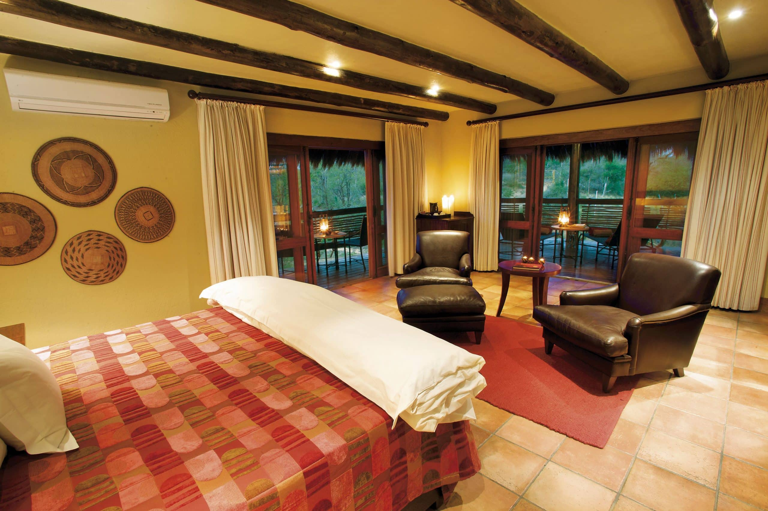 Kapama River Lodge spa suite