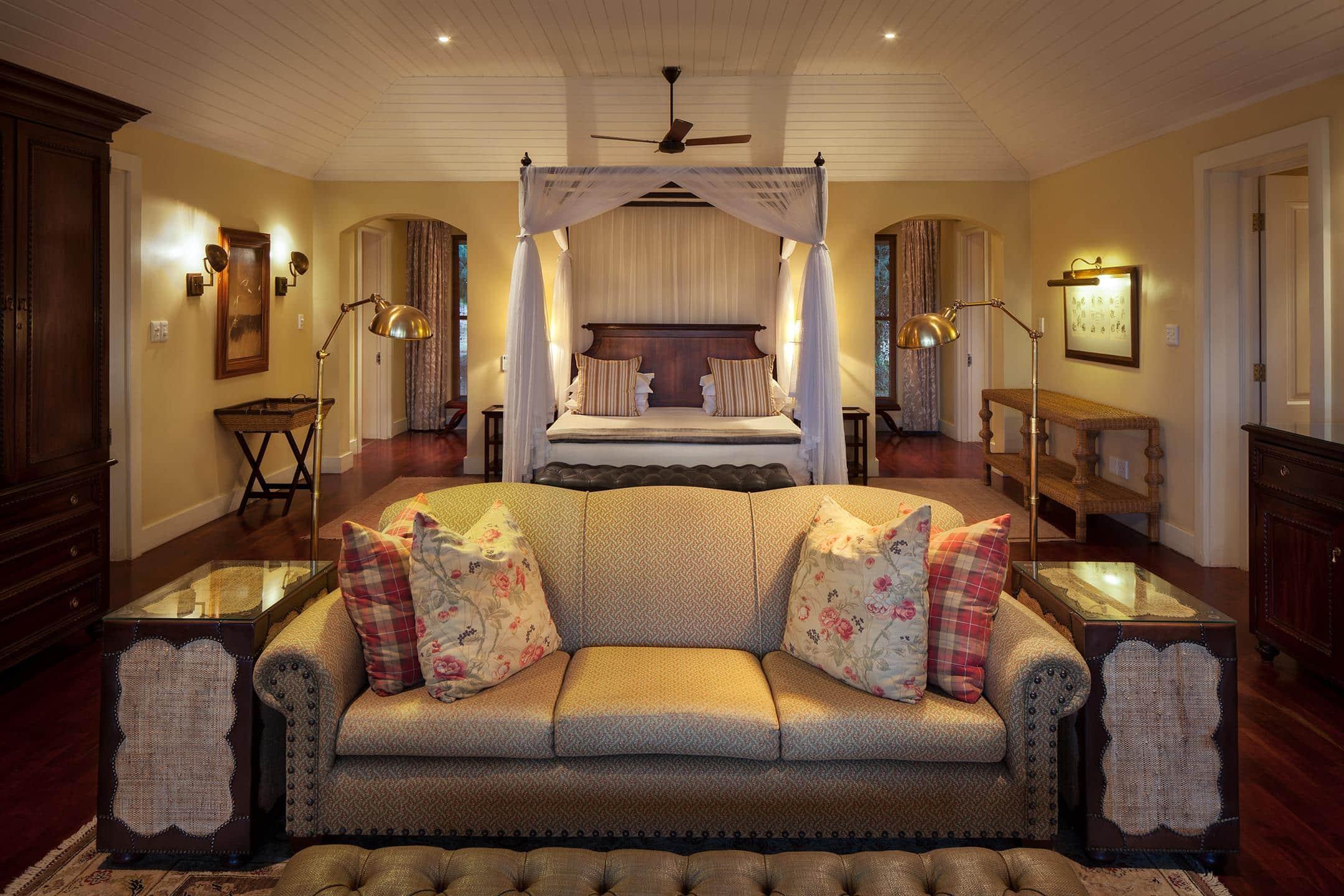 Suite at MalaMala Rattray's