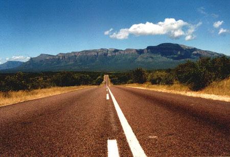 Lowveld road