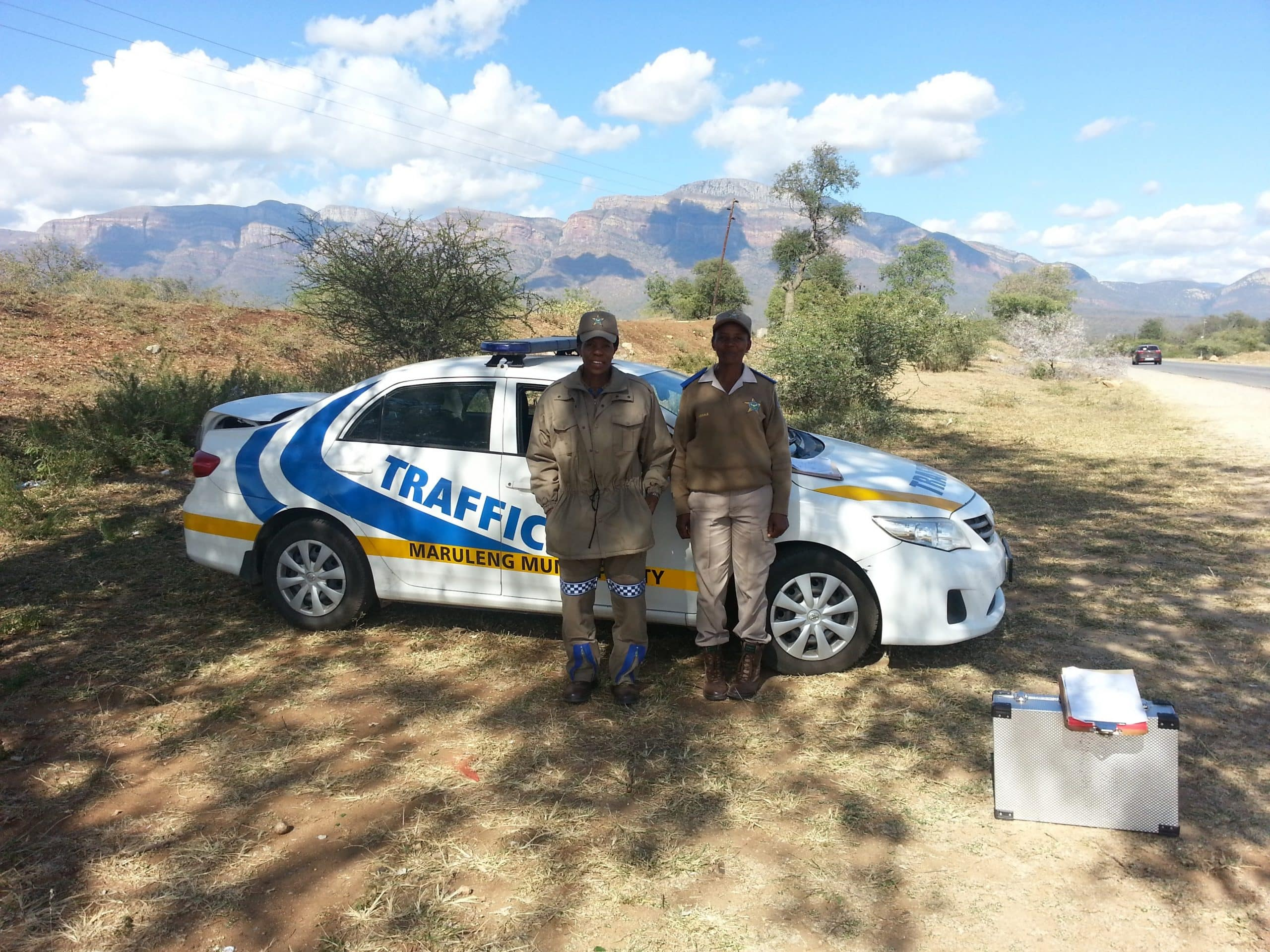 Hoedspruit speed trap