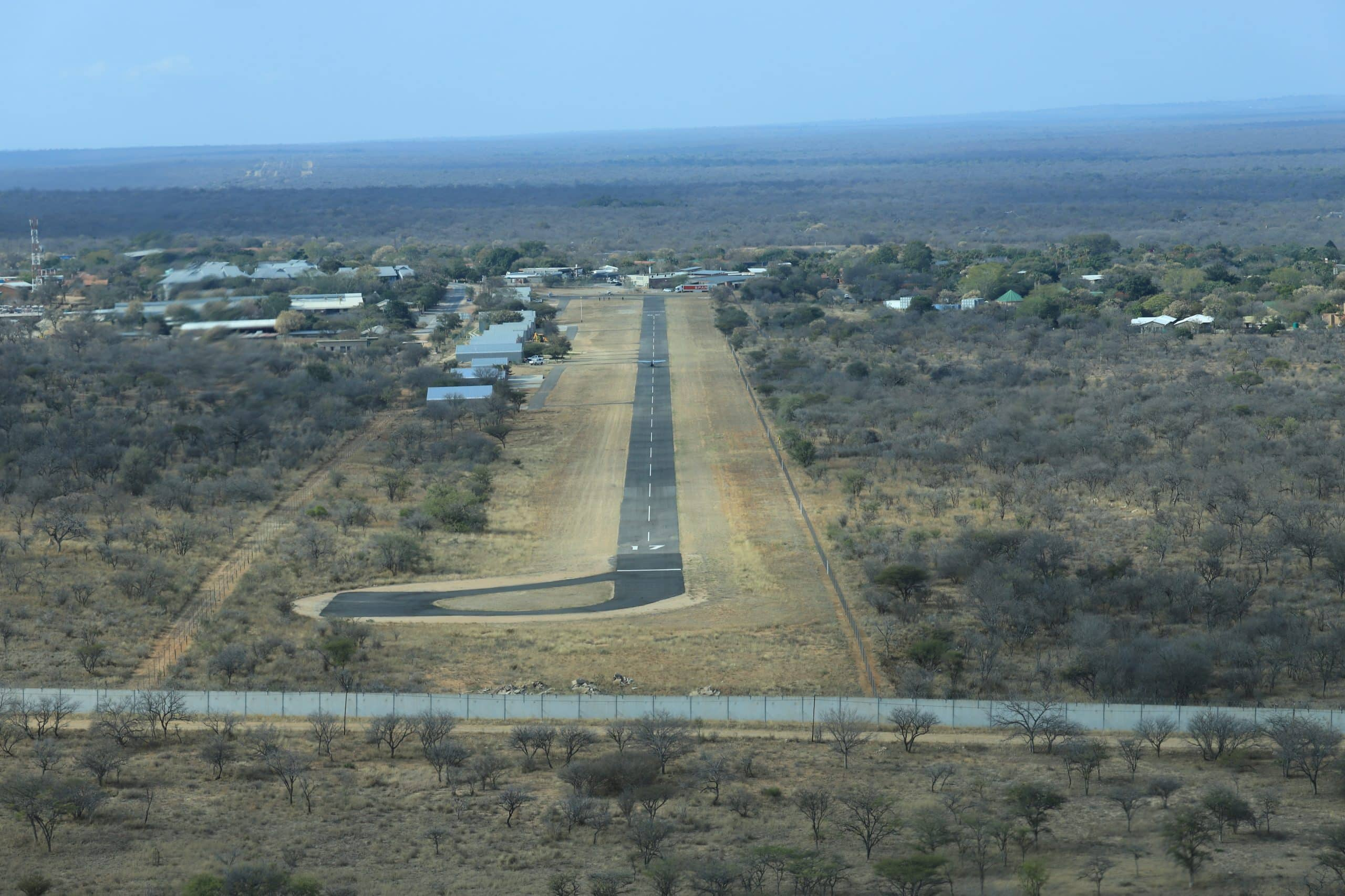 Hoedspruit civil airport