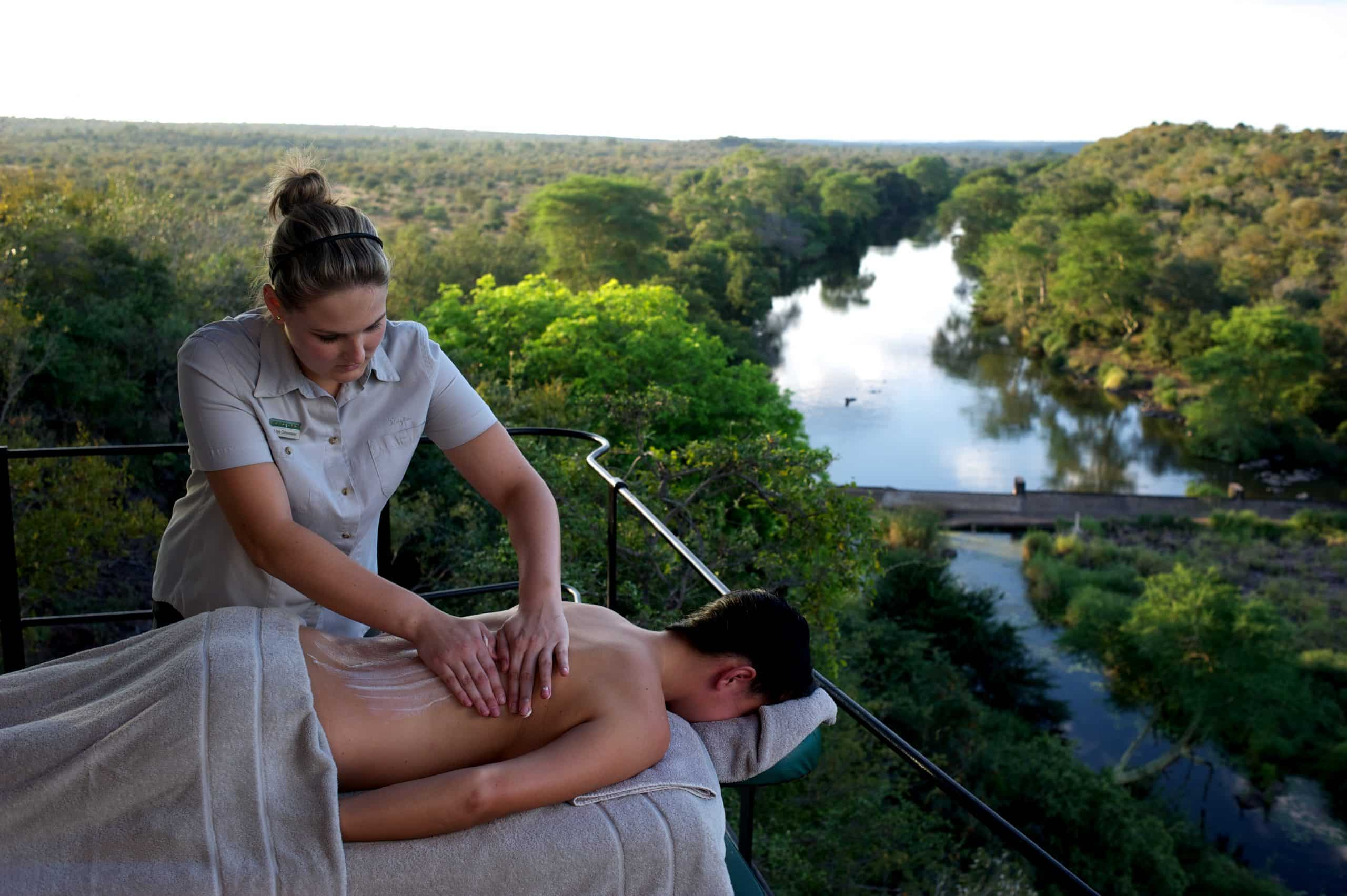Singita Lebombo spa
