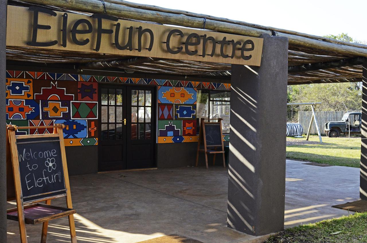 EleFun centre at Sabi Sabi Bush Lodge