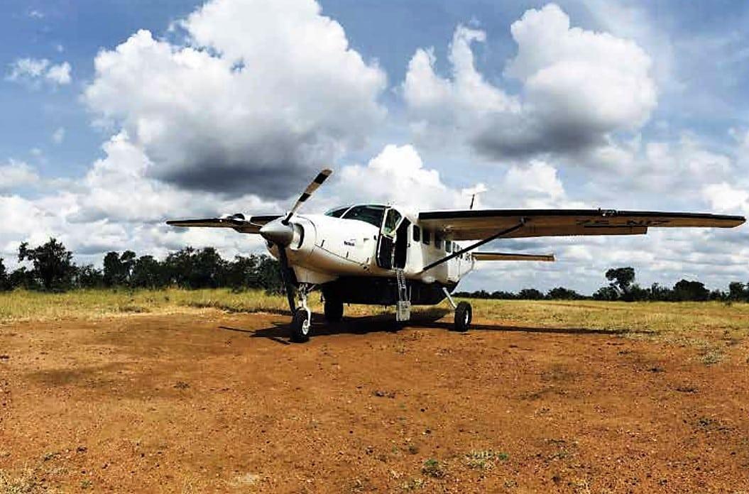 Federal air charter
