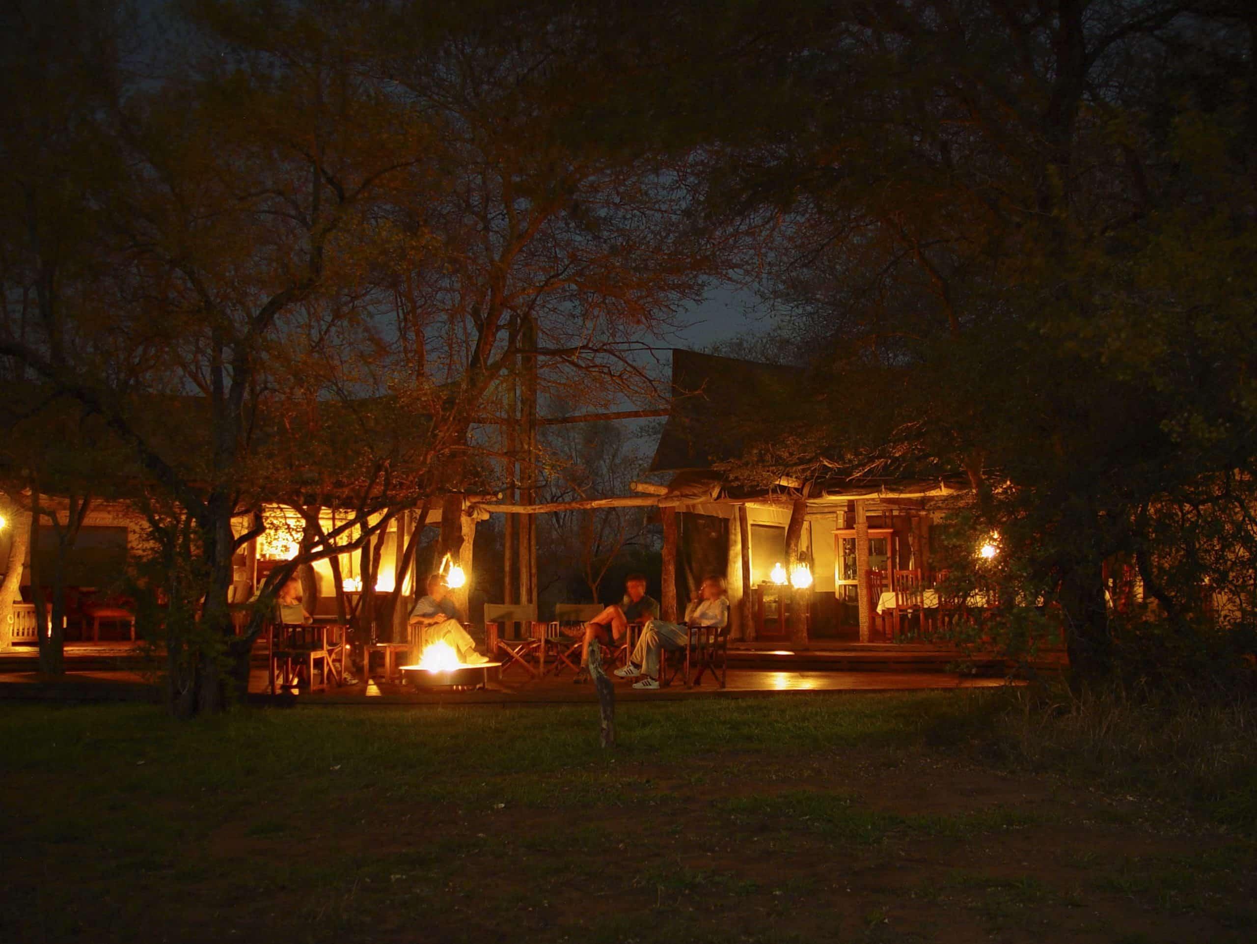 RWS Plains Camp fire