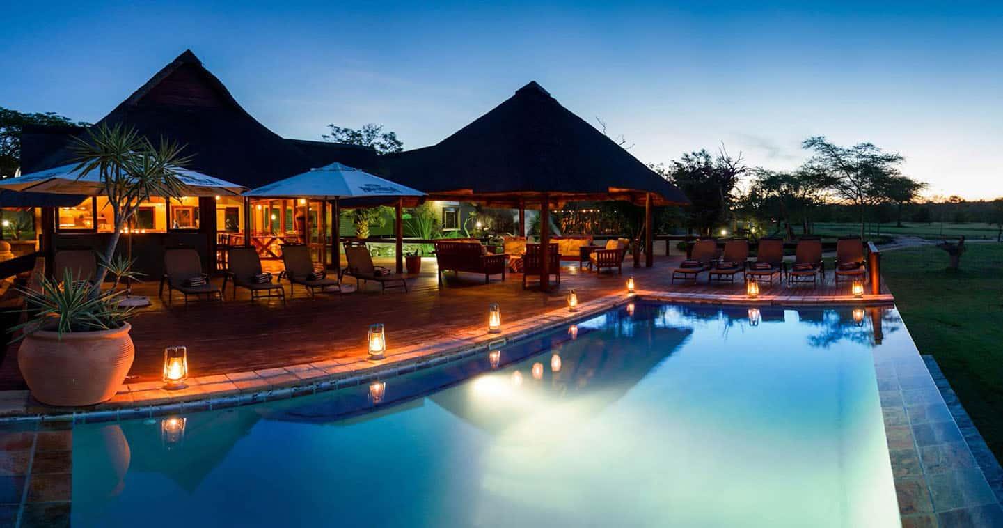 Nkorho infinty pool