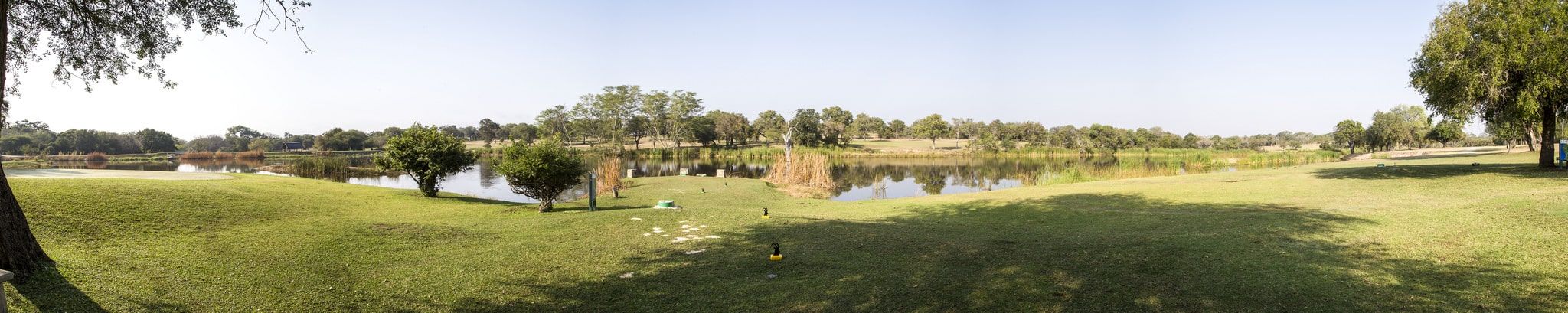Skukuza golf course panorama, sheldrickfalls
