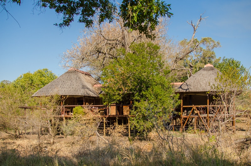 Camp Shawu exterior