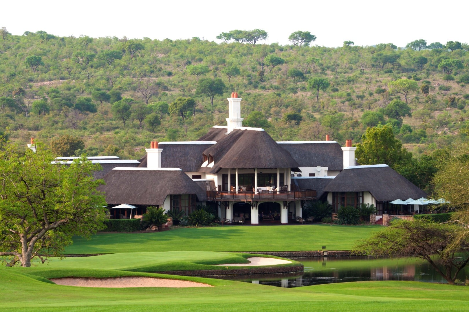 Clubhouse at Leopard Creek