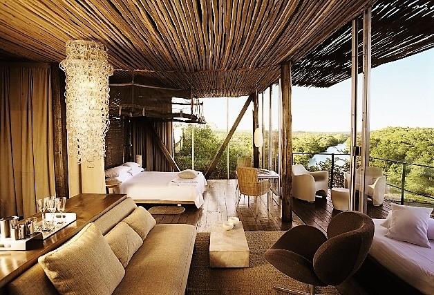 Singita Lebombo suite